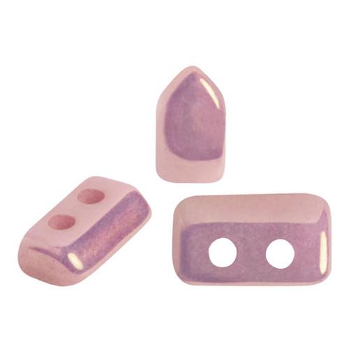 Piros par Puca Beads, Violet Gold Luster (Opaque Mix Violet/Gold Ceramic) (5 gr.)
