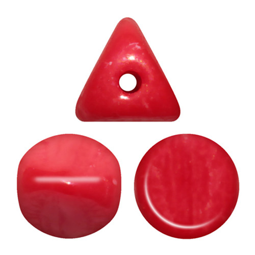 Ilos par Puca Beads, Coral Red (5 gr.)