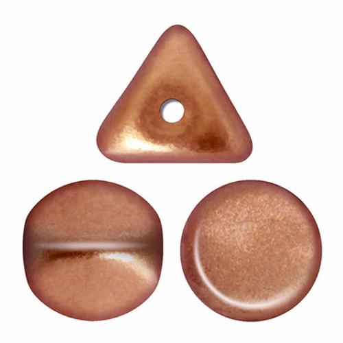 Ilos par Puca Beads, Vintage Copper (Copper Gold Matte) (5 gr.)