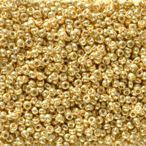 11-D5101, Duracoat Galvanized Pale Gold (Miyuki) (28 gr.)