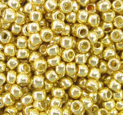8-P0471, PermaFinish Gold (28 gr.) (Toho PF557)