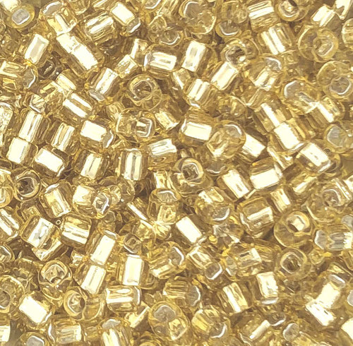 6-0003, Silver-Lined Light Gold (28 gr.)