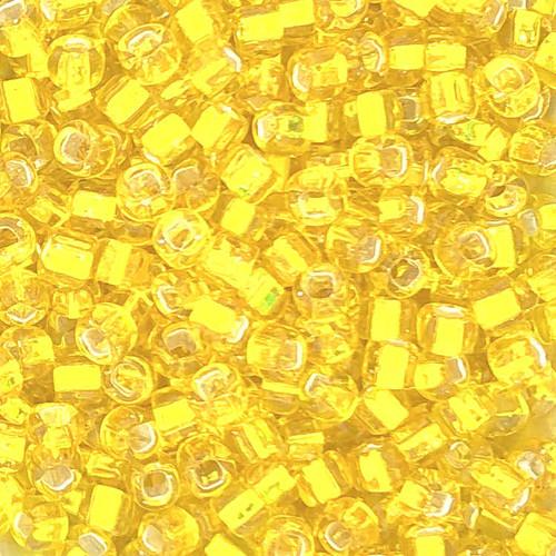 6-0006, Silver-Lined Lemon Yellow (28 gr.)