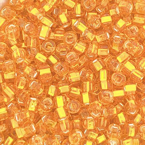 6-0008, Silver-Lined Tangerine (28 gr.)