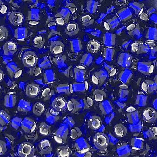 6-0020, Silver-Lined Cobalt (28 gr.)