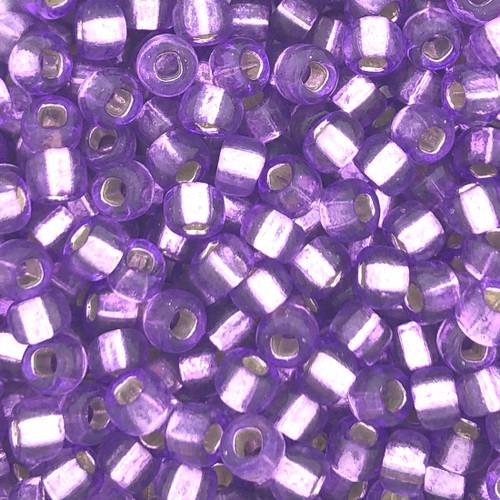 6-0025, Silver-Lined Purple (28 gr.)