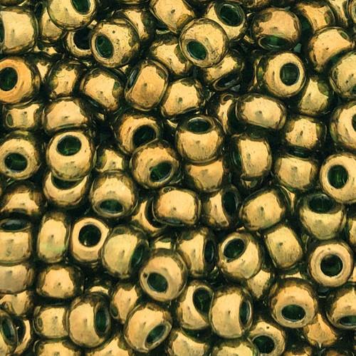 6-0307, Emerald Gold Luster  (28 gr.)