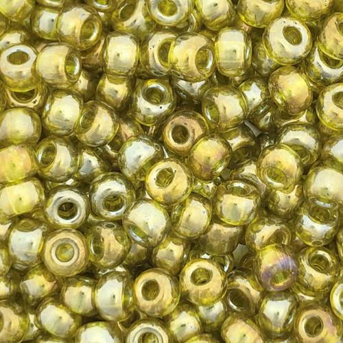 6-0318J, Light Olivine Gold Luster (Miyuki) (28 gr.)