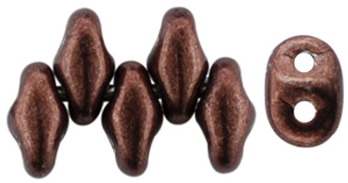 SuperDuos, Saturated Metallic Chicory Coffee  (10 gr.)
