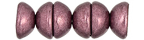 Teacup Beads, Saturated Metallic Red Pear (5 gr.)