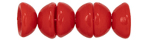 Teacup Beads, Opaque Red (5 gr.)