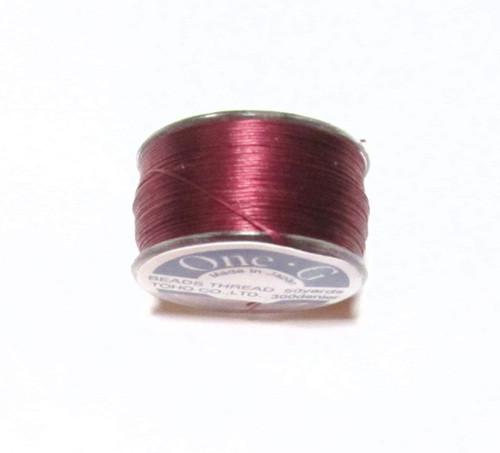 One G Thread - Burgundy (50 yds.)