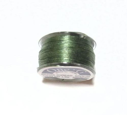One G Thread - Green (50 yds.)