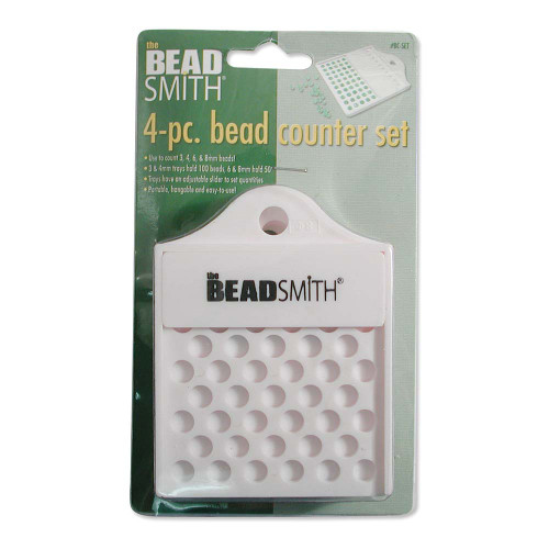 Bead Counter - 4-piece set - 3mm-8mm