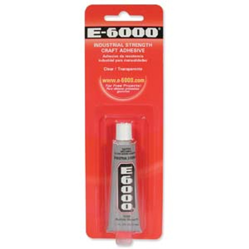 E-6000 Glue, .5 fl oz
