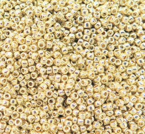 15-P0482, PermaFinish Light Gold (14 gr.) (Toho PF559)