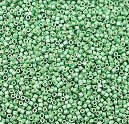 Size 11, DB-1844F, Duracoat Galvanized Matte Dark Mint Green (10 gr.)