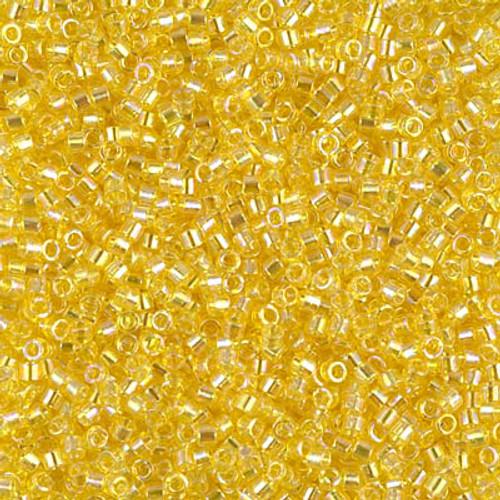 Size 11, DB-0171, Transparent Yellow AB (10 gr.)