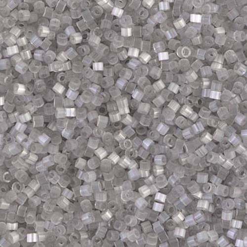 Size 11, DB-0679, Grey Silk Satin (10 gr.)