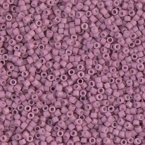 Size 11, DB-0800, Dyed Matte Opaque Rose (10 gr.)