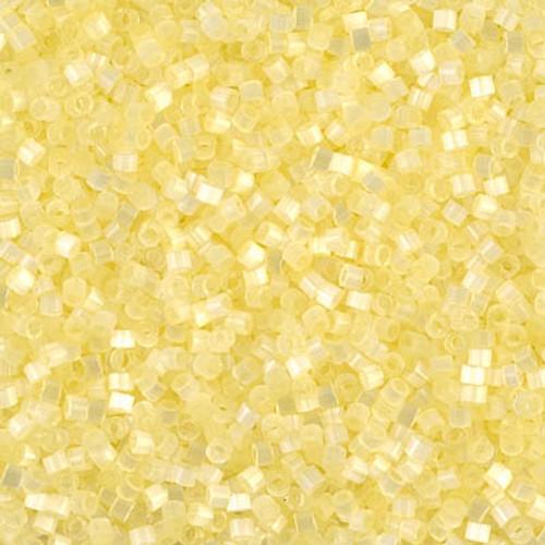Size 11, DB-0823, Light Yellow Silk Satin (10 gr.)