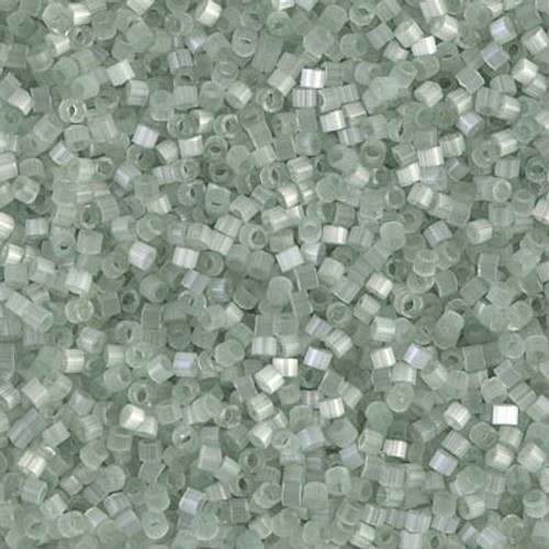 Size 11, DB-0829, Pale Moss Green Silk Satin (10 gr.)