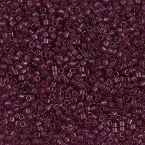Size 11, DB-1312, Dyed Transparent Wine (10 gr.)