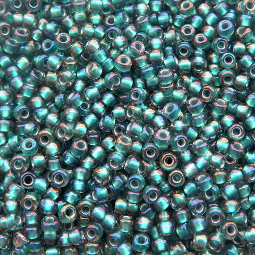 11-0377i, Sapphire Color-Lined Metallic Teal (28 gr.)