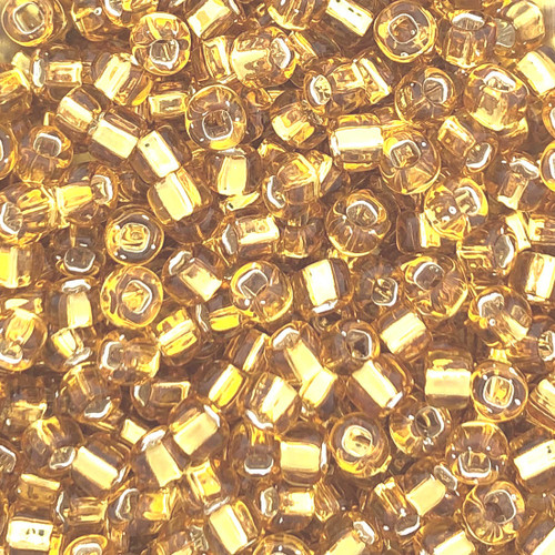 6-0004, Silver-Lined Gold (28 gr.)