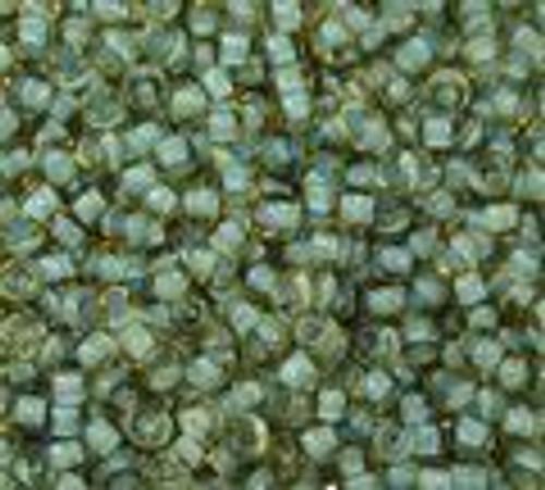 8-0374G, Seafoam-Lined Topaz (Matsuno) (28 gr.)