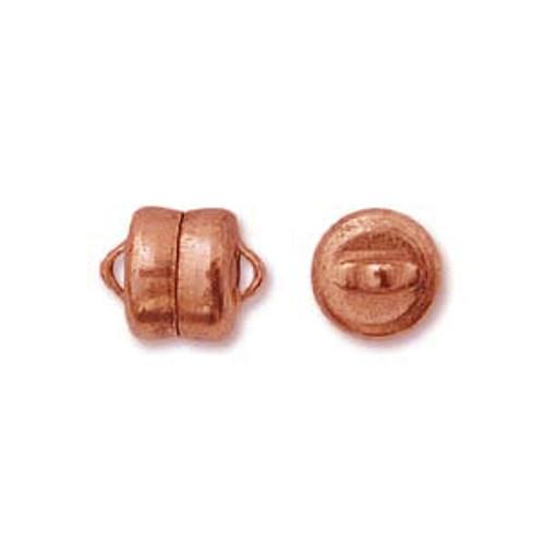 Copper Mag-Lok Magnetic Clasp (Qty: 1)