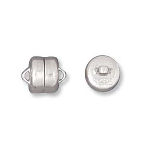 Silver Plated Mag-Lok Magnetic Clasp (Qty: 1)