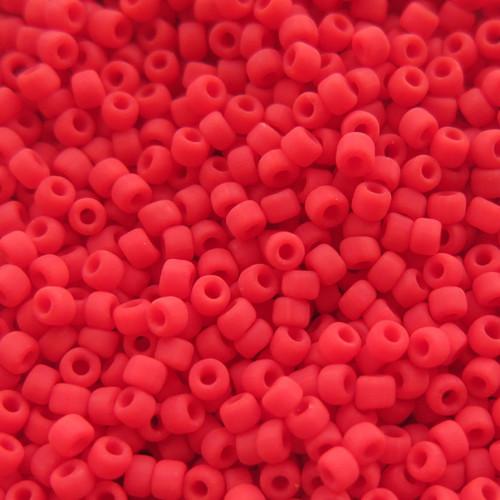 11-F0408, Matte Opaque Red (28 gr.)