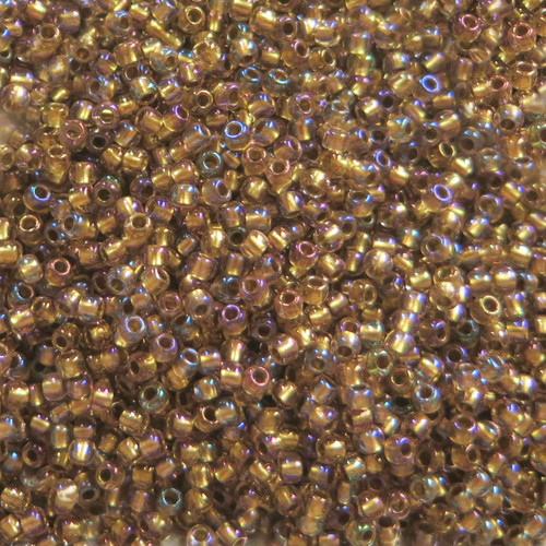 11-0377B, Gold-Lined Topaz (28 gr.)