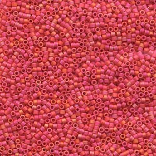 Size 11, DB-0873, Matte Opaque Cranberry AB (10 gr.)