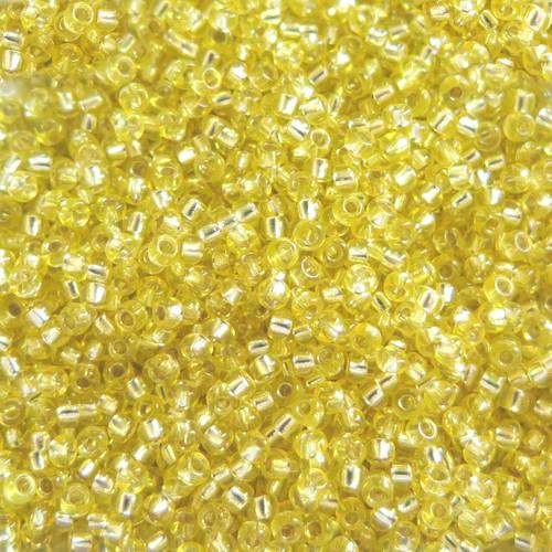 11-0006, Silver-Lined Lemon Yellow (28 gr.)