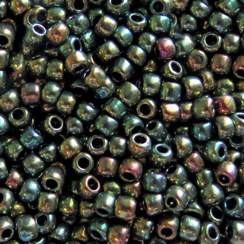 6-0507, Higher Metallic Green Iris (28 gr.)