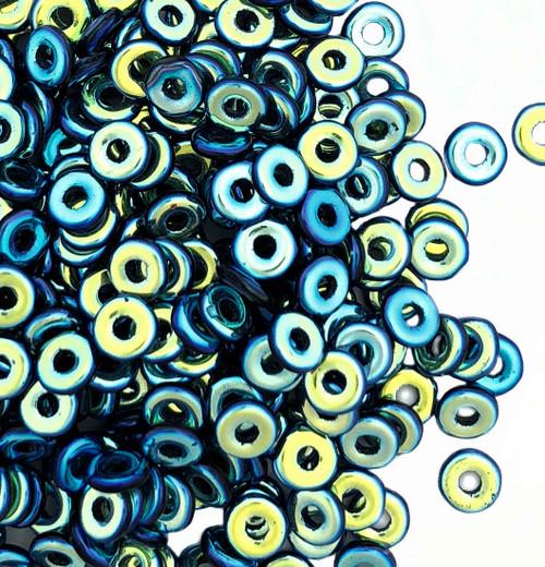 O Beads, Jet Full AB (10 gr.)