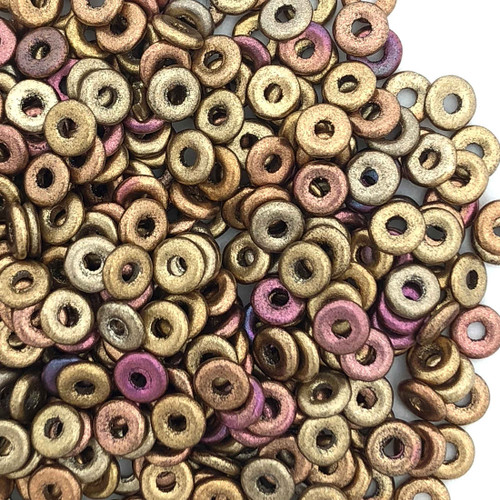 O Beads, Metallic Mix (10 gr.)