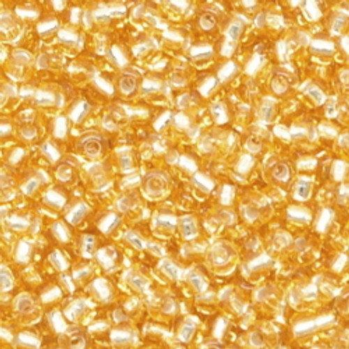11-0003, Silver-Lined Straw Gold (Miyuki) (28 gr.)