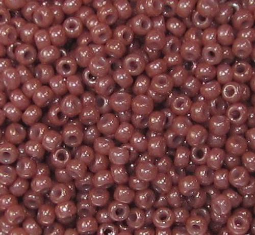 11-0466, Metallic Dark Raspberry Gold Luster (Miyuki) (28 gr.)