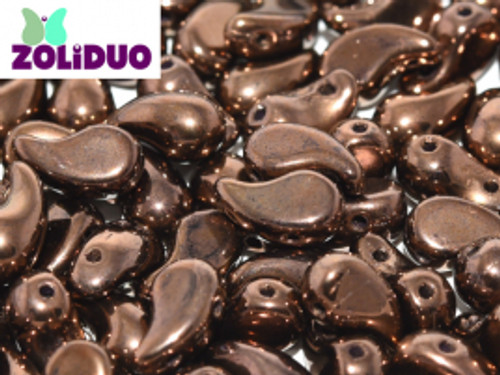 Zoliduos, Left, Dark Bronze (Qty: 20)