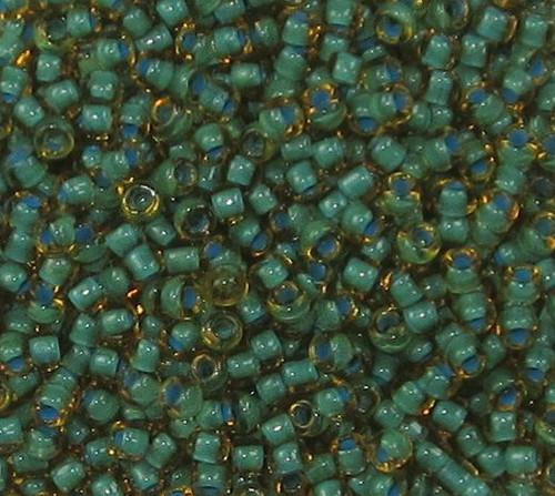 11-0399F, Topaz Color-Lined Seafoam (28 gr.)