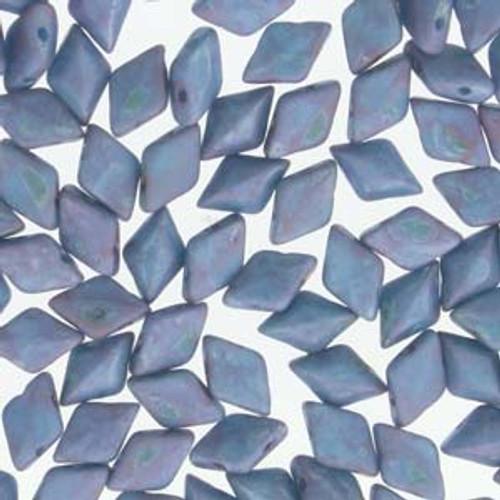 GemDuos, Matte Turquoise Blue Nebula (10 gr.)