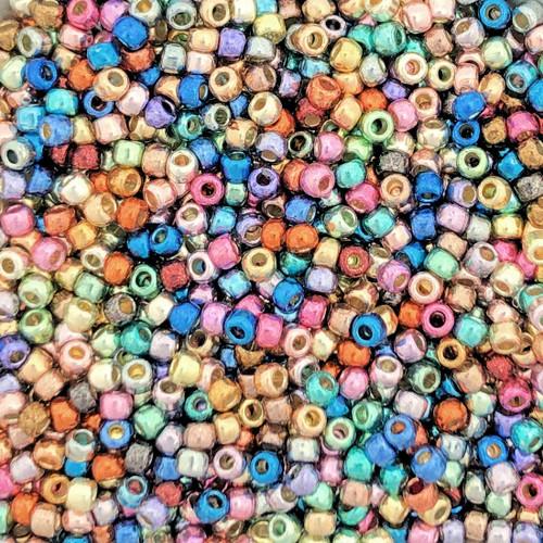 11-P-HAPPY, PermaFinish Happy Metallic Multicolor (Qty:28 gr.)