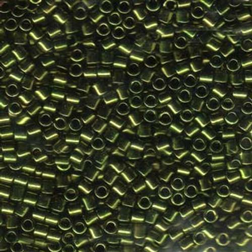 Size 8, DBL-0011, Metallic Olive (10 gr.)