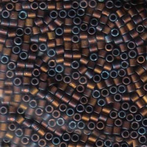 Size 8, DBL-0323, Matte Metallic Purple Iris (10 gr.)