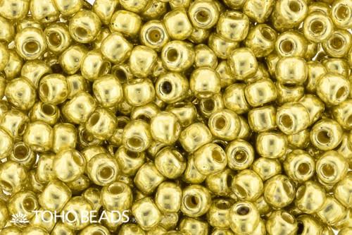 8-P0495K, PermaFinish Lemon Gold (28 gr.) (Toho P590)