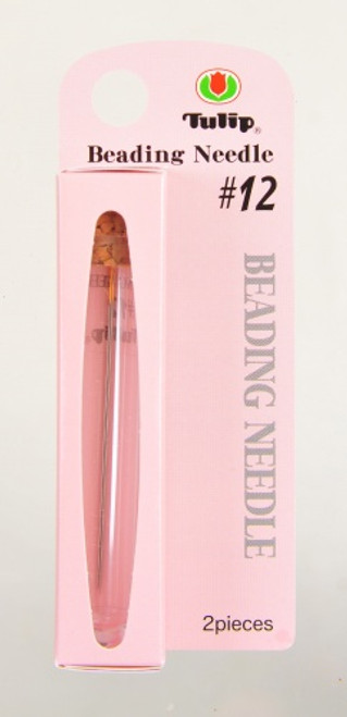 Tulip Beading Needles - Size 12 Long
