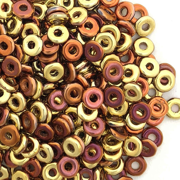 O Beads, California Gold Rush (10 gr.)